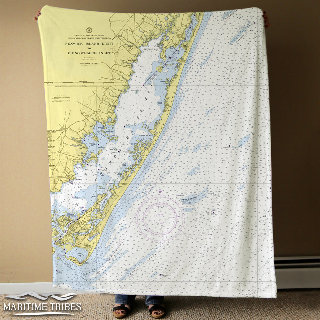 Assateague National Seashore, Fenwick Island to Chincoteague Inlet Blanket