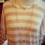 Dainty Trio Layering Necklace