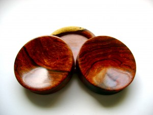57.5 mm desert ironwood burl