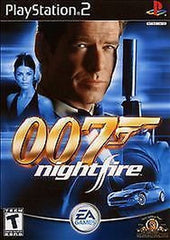 007: NightFire Video Game (Sony PlayStation 2, 2002) - Games Found Here