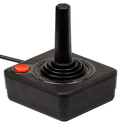 Atari 2600 Joystick Controller Wired