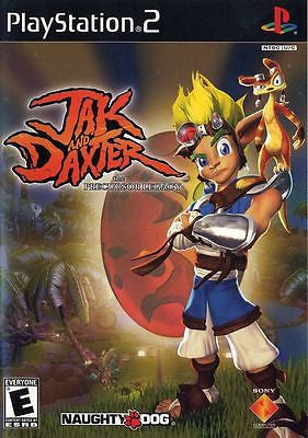 Jak and Daxter: The Precursor Legacy (Sony PlayStation 2, 2001) Complete