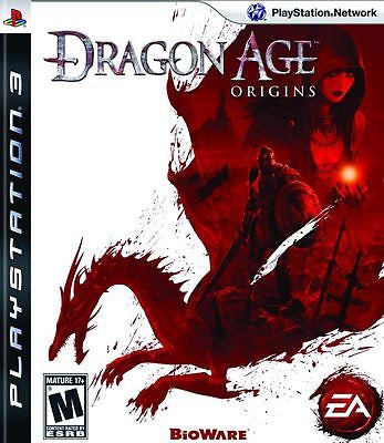 Dragon Age: Origins -- Awakening (Sony PlayStation 3, 2010) Complete