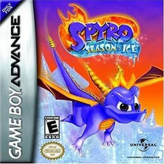 SPYRO: Season of Ice (Nintendo Game Boy Advance, 2001) - Games Found Here  - 1