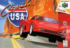 Cruis'n USA (Nintendo 64, 1996) N64 Cruising Cruisin Crusin' - Games Found Here  - 1