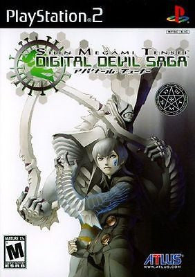 Shin Megami Tensei: Digital Devil Saga  (Sony PlayStation 2, 2005)
