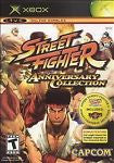 Street Fighter Anniversary Collection  (Microsoft Xbox, 2005) Complete