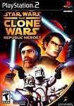 Star Wars: The Clone Wars - Republic Heroes  (Sony PlayStation 2, 2009)