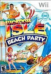 Vacation Isle: Beach Party  (Wii, 2010) Complete