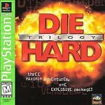 Die Hard Trilogy (Sony PlayStation 1, 1996)  Complete [Greatest Hits]