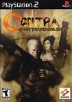 Contra: Shattered Soldier  (Sony PlayStation 2, 2002) - Games Found Here
