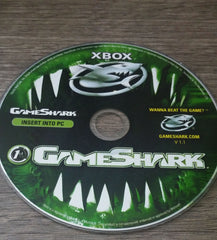Gameshark Original Microsoft Xbox Replacement Disc - Games Found Here