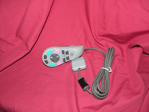 Ascii Grip Playstation 1 PS1 One Handed Wired Gamepad Controller