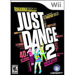 Just Dance 2 [Best Buy Exclusive]  (Nintendo Wii, 2010) Complete