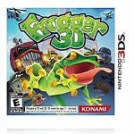 Frogger 3D (Nintendo 3DS, 2011) New Sealed