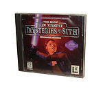 Star Wars: Jedi Knight -- Mysteries of the Sith  (PC, 1998) Expansion