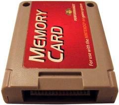 Nintendo 64 Memory Card by Performance N64 Controller Pak New Sealed - Games Found Here  - 1