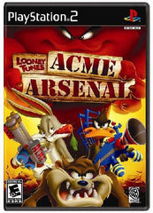 Looney Tunes ACME Arsenal (Sony PlayStation 2, 2007) Complete - Games Found Here