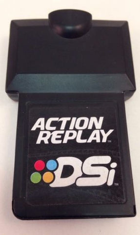 Action Replay Nintendo Dsi Nintendo DS