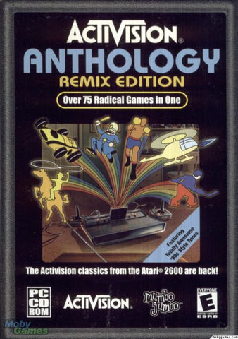 Activision Anthology Remix Edition (PC, 2003)