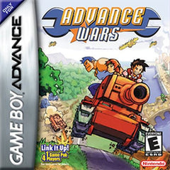 Advance Wars (Nintendo Game Boy Advance, 2001) - Games Found Here  - 1