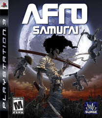 Afro Samurai (Sony PlayStation 3, 2009)