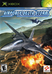 AirForce Delta Storm (Microsoft Xbox, 2001) Complete