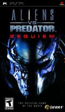 Aliens vs. Predator: Requiem  (Sony PSP, 2007)