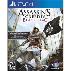 Assassin's Creed IV: Black Flag (Sony PlayStation 4, 2013) - Games Found Here