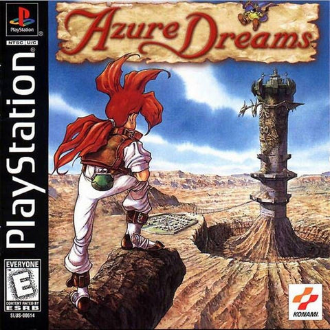 Azure Dreams (Sony PlayStation 1, 1998)