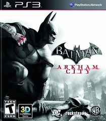 Batman: Arkham City (Sony PlayStation 3, 2011)