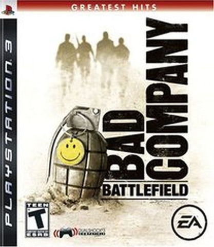 Battlefield: Bad Company  (Sony Playstation 3, 2008) Complete