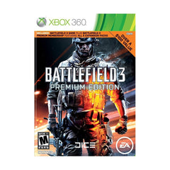 Battlefield 3 -- Premium Edition (Microsoft Xbox 360, 2012) - Games Found Here