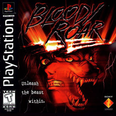 Bloody Roar (Sony PlayStation 1, 1998) - Games Found Here