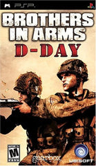 Brothers in Arms: D-Day (Sony PSP, 2006) - Games Found Here