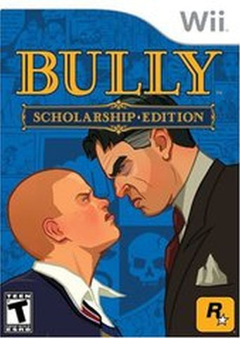 Bully: Scholarship Edition  (Nintendo Wii, 2008)