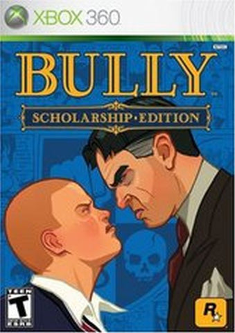 Bully -- Scholarship Edition (Microsoft Xbox 360, 2008) Complete