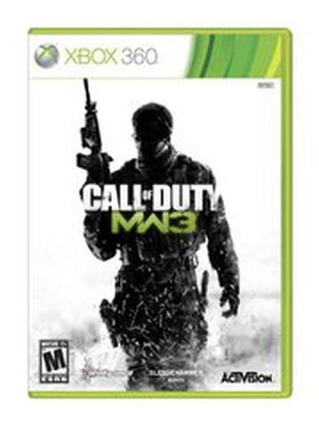 Call of Duty: Modern Warfare 3 (Microsoft Xbox 360, 2011) Complete
