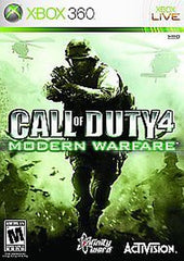 Call of Duty 4: Modern Warfare (Microsoft Xbox 360, 2007) Complete - Games Found Here