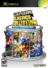 Capcom Classics Collection Vol. 2 (Microsoft Xbox, 2006) - Games Found Here