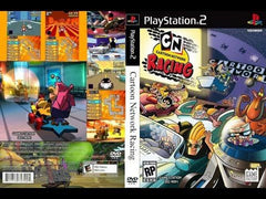Cartoon Network Racing (Sony PlayStation 2, 2006) - Games Found Here