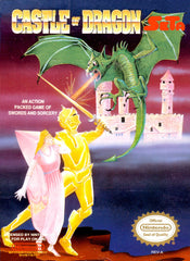 Castle of Dragon (Nintendo Entertainment System, NES, 1990) - Games Found Here  - 1
