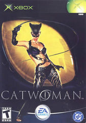 Catwoman (Microsoft Xbox, 2004) - Games Found Here