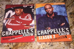 Chapelle's Show Seasons 1 & 2 DVDs - Games Found Here  - 1