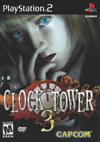 Clock Tower 3  (Sony PlayStation 2, 2003) Complete