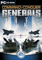 Command & Conquer: Generals (PC, 2003) - Games Found Here