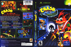 Crash Bandicoot: The Wrath of Cortex Platinum Hits (Microsoft Xbox, 2003) - Games Found Here