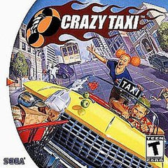 Crazy Taxi (Sega Dreamcast, 2000) - Games Found Here