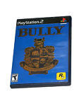 Bully [Black Label] (Sony PlayStation 2, 2006) Second Condition