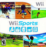Wii Sports (Nintendo Wii, 2006) Disc Only RVL-006